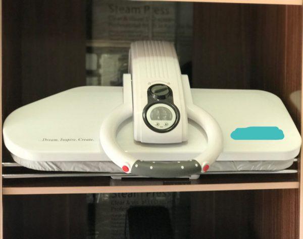 اتوپرس ژانومه هفتاد سانت سفید مدل 2400