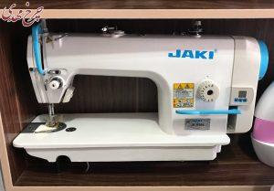 چرخ صنعتی کارگاهی راسته دوز جکی مدل JR9800N