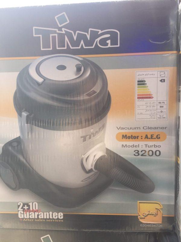 جاروبرقی تیوا (Tiwa) مدل 3200