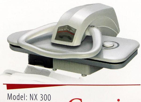 اتوپرس ژانومه هفتاد سانت سفید مدل NX300