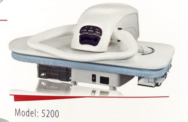اتوپرس ژانومه هفتاد سانت سفید مدل 5200