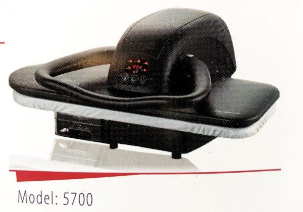 اتوپرس ژانومه هفتاد سانت مشکی مدل 5700