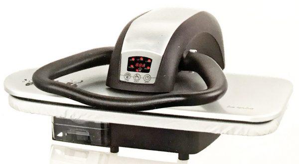 اتوپرس ژانومه نقره ای دسته مشکی مدل 5900
