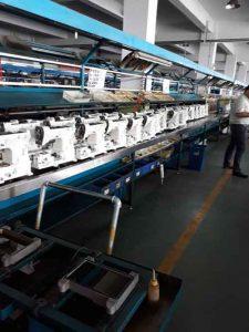 بازدید از کارخانه جکی در تایژو چین