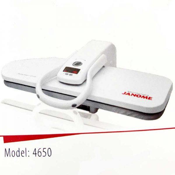 اتوپرس ژانومه نود سانت سفید مدل 4650
