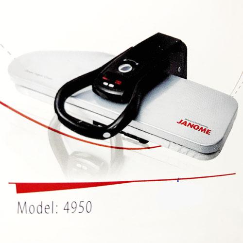 اتوپرس ژانومه نود سانت نقره ای مدل 4950