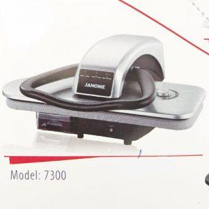 اتوپرس ژانومه هفتاد سانت نقره ای مدل 7300
