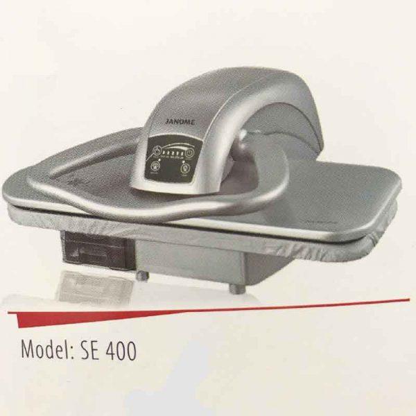 اتوپرس ژانومه هفتاد سانت نقره ای مدل SE400