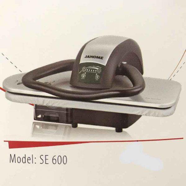 اتوپرس ژانومه هفتاد سانت نقره ای مشکی مدل SE600