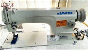 چرخ خیاطی صنعتی کارگاهی راسته دوز جک مدل 5550
