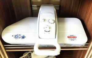 اتوپرس بخار مارشال (MARSHALL) سر سفید