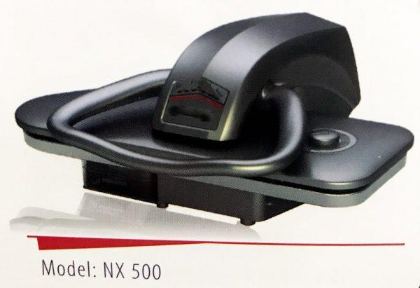 اتوپرس ژانومه هفتاد سانت نقره ای مدل NX500