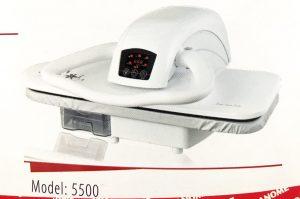 اتوپرس ژانومه هفتاد سانت سفید مدل 5500