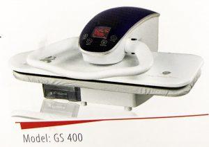 اتوپرس ژانومه هفتاد سانت سفید مدل GS400