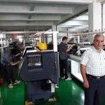 بازدید از کارخانه فیوئی در چین